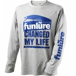 T-SHIRT MANCHES LONGUES FUNLURE
