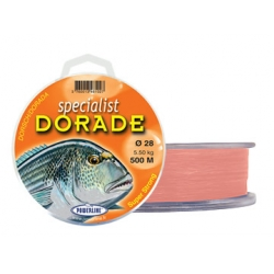 FIL NYLON SPECIALIST DORADE POWERLINE®  - 28/ 100  5.50 KG 500