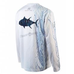 T-Shirt manches longues Tuna Monster Gamer
