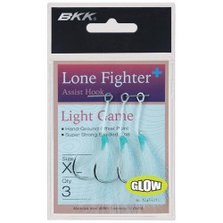 BKK LONE FIGHTER ASSIST HOOK LIGHT GAME