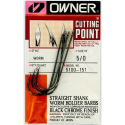 OWNER CUTTING POINT WORM 5100