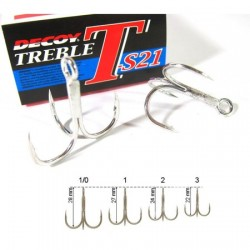 DECOY T-S21 BELLY HOOK