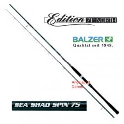 CANNE SEA SHAD CAST 75 BALZER IM12 - 2.75m 15/75g