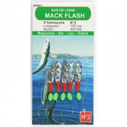 BAS DE LIGNE MACK-FLASH FLASHMER