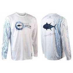 T-Shirt manches longues Tuna Monster Game HEARTY RISE