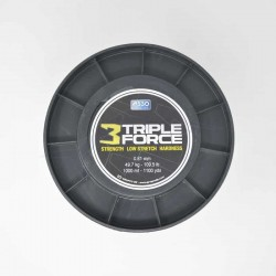 Nylon Triple force ASSO Strenght 1000m 1.17mm