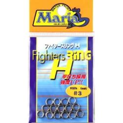 MARIA ANNEAU BRISE FIGTERS RING H  # 5 - 130 lb