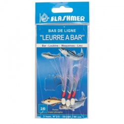 LEURRE A BAR FLASHMER 3 & 5 HAMECON