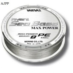 TRESSE VARIVAS AVANI SEA BASS MAX POWER 150 m 20lb