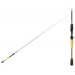 TOP GUN Limited modèle baitcasting - 1.87m - 3-14 g & 1.96m - 5-21 g